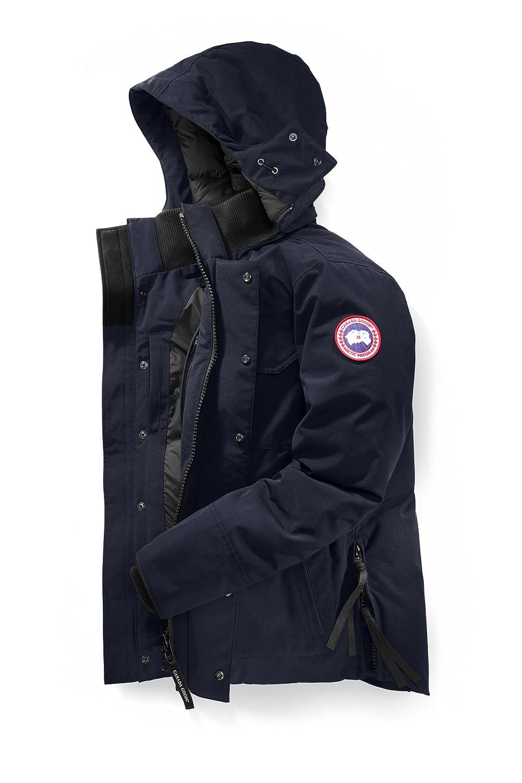 (カナダグース) CANADA GOOSE メンズ Maitland Parka Men's Style # 4550M [並行輸入品] B076HDJVH2 S Admiral Blue Admiral Blue S
