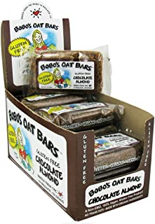 product image for Bobos Chocolate Almond Gluten Free Oat Bar, Pack of 24