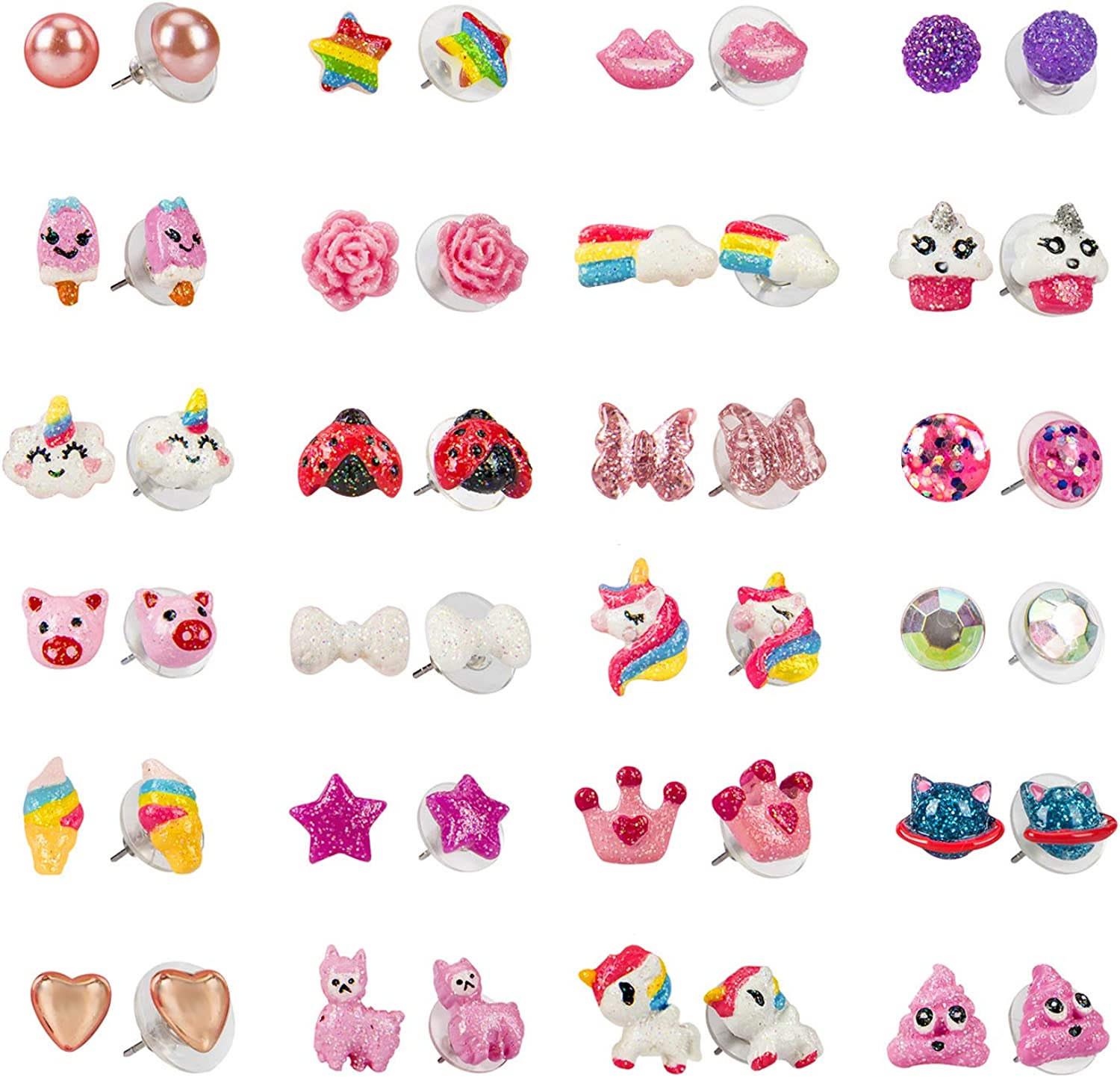 The Best Clip On Earrings For Kids Food