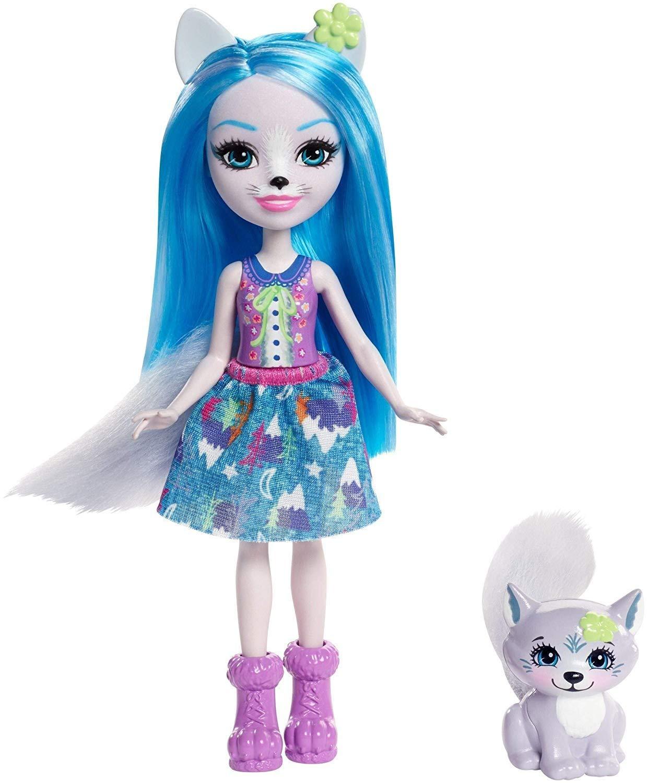 3c01834fb5a Enchantimals Muñeca con mascota Winsley Wolf (Mattel FRH40) product image