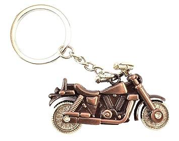 vb retail royal bullet bike keychains keyrings bronze amazon in