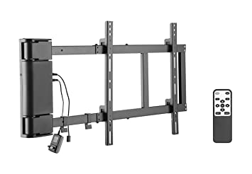Amazoncom 90 Degree Remote Control Motorized TV Wall Mount up to