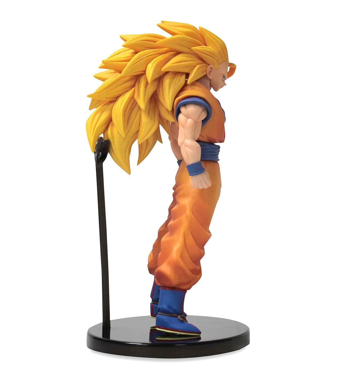 1 with Card 6.5 Super Saiyan 3 Son Goku Action Figure Japan VideoGames 49317 Banpresto DBZ Dragon Ball Heroes DXF Vol