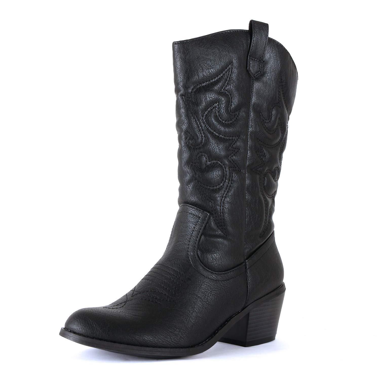 a6a98e9497ba4 West Blvd - Womens Miami Cowboy Western Boots