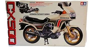 Tamiya 16026 - Maqueta Para Montar, Motocicleta Honda CX 500 ...