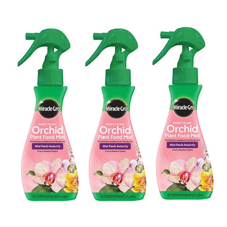 Miracle-Gro Orchid Plant Food Mist Rtu