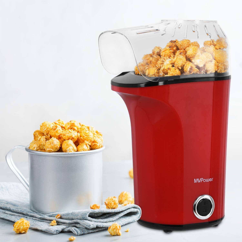 Sélection de machine à Popcorn pour une séance de visionnage comme au cinéma