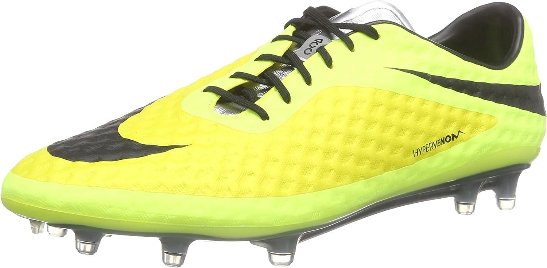 solidaridad llorar Palmadita  Amazon.com | Nike Men's Hypervenom Phelon Fg Football Boots | Soccer