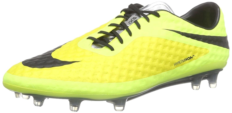 Nike Hyprvenom Phantom FG 599843-700 VIBRANT YELLOW/VOLT ICE//BLACK