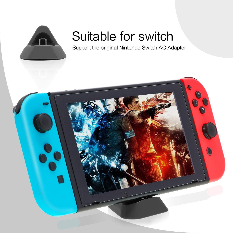 Amazon.com: Base de carga para Nintendo Switch Lite ...