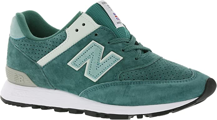 New Balance 576 Sneakers Damen Herren Unisex Made in UK Grün