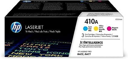 NEW HP CF411a Cyan Toner Cartridge 410A Genuine SEALED BOX