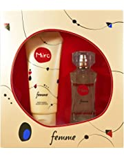 "Miro""Femme"" woman Set (Eau De Parfum 50ml + Bodylotion 100ml) 1er Pack(1 x 1 Stück)"