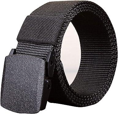 Men\/'s Belt Outdoor Sports Military Nylon Waistband Canvas Web Belt Gift