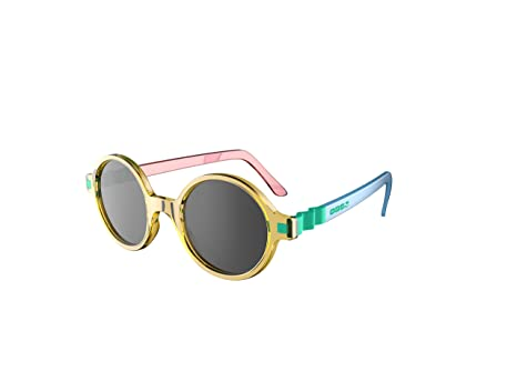 Ki ET LA La Redondo T5 Gafas de sol, Amarillo/Azul/Rojo, 4 ...