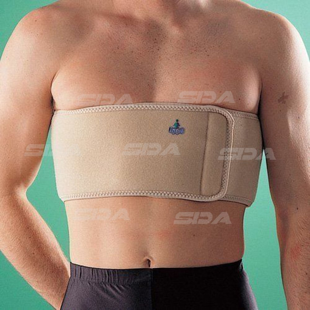 What is a cracked rib treatment?