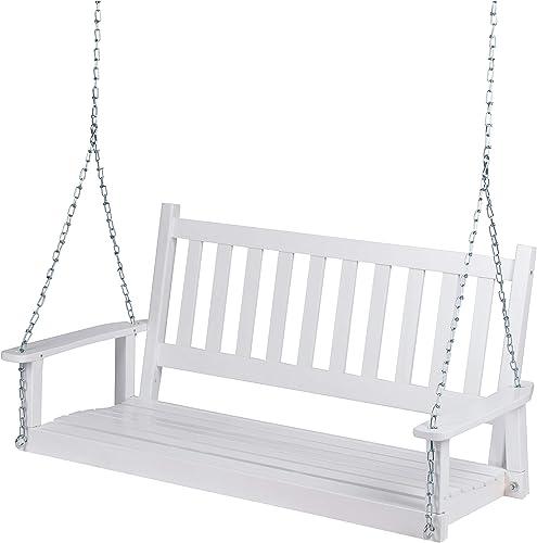 Shine Company 4216WT Maine Porch Swing