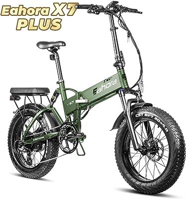 Eahora X7 Plus Folding Electric Bike