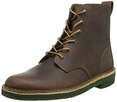Clarks Men's Desert Mali Boot,Beeswax Leather,13 ...