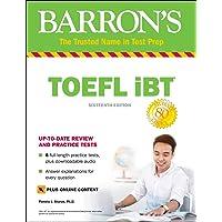 TOEFL iBT with Online Tests & Downloadable Audio