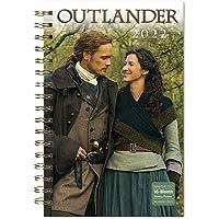 Outlander Classic Weekly 2022 Planner: September 2021-december 2022