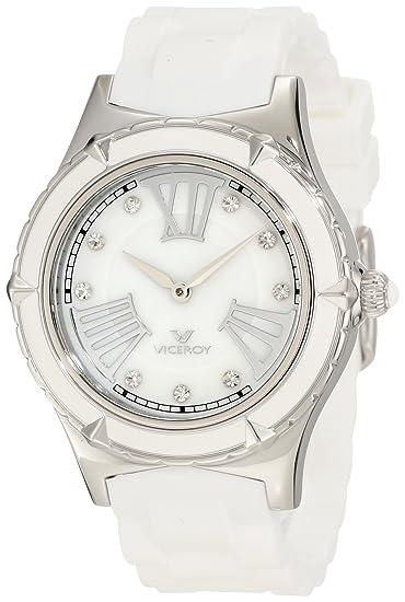 Viceroy 432104-03 - Reloj analógico de mujer de cuarzo: Amazon.es: Relojes