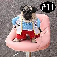 laamei Ropa para Mascotas, Halloween Costume Traje Disfraz