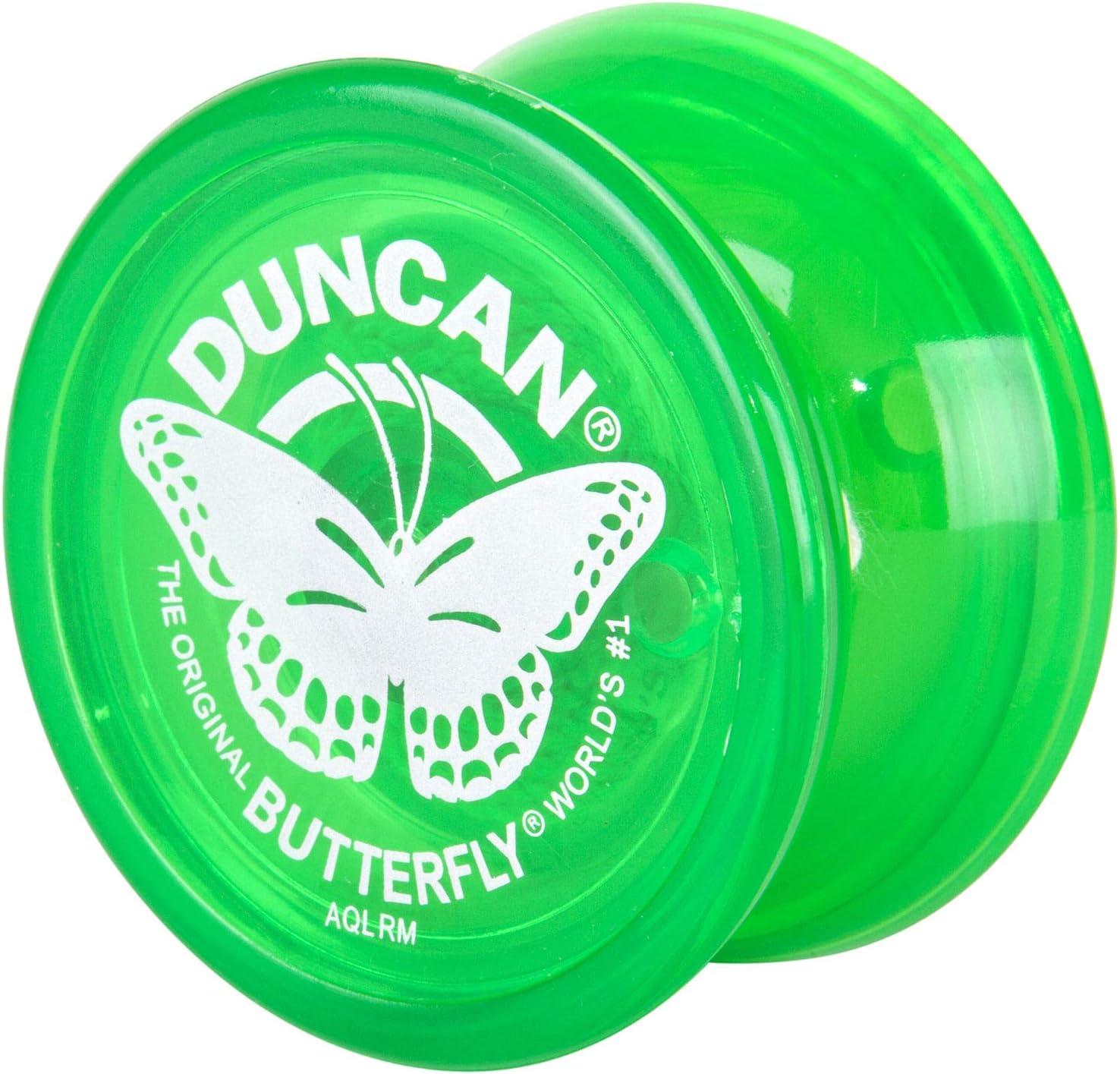 Duncan Butterfly YO-YO Orange