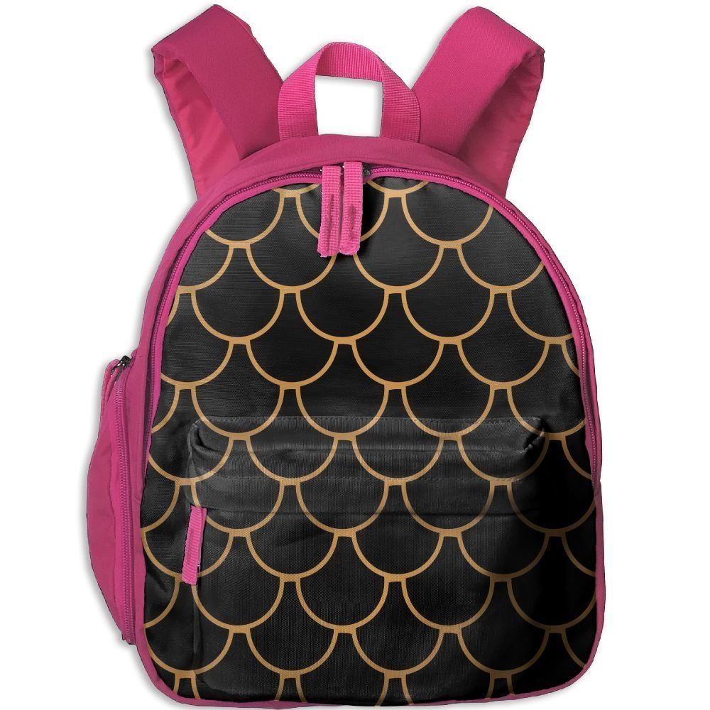 ZZATAA マーメイドテールスクールブックバッグ 子供 旅行 学生用バックパック One Size ピンク gdr5sh78se-39299224-Pink-29 B07FZX5LJF ピンク One Size