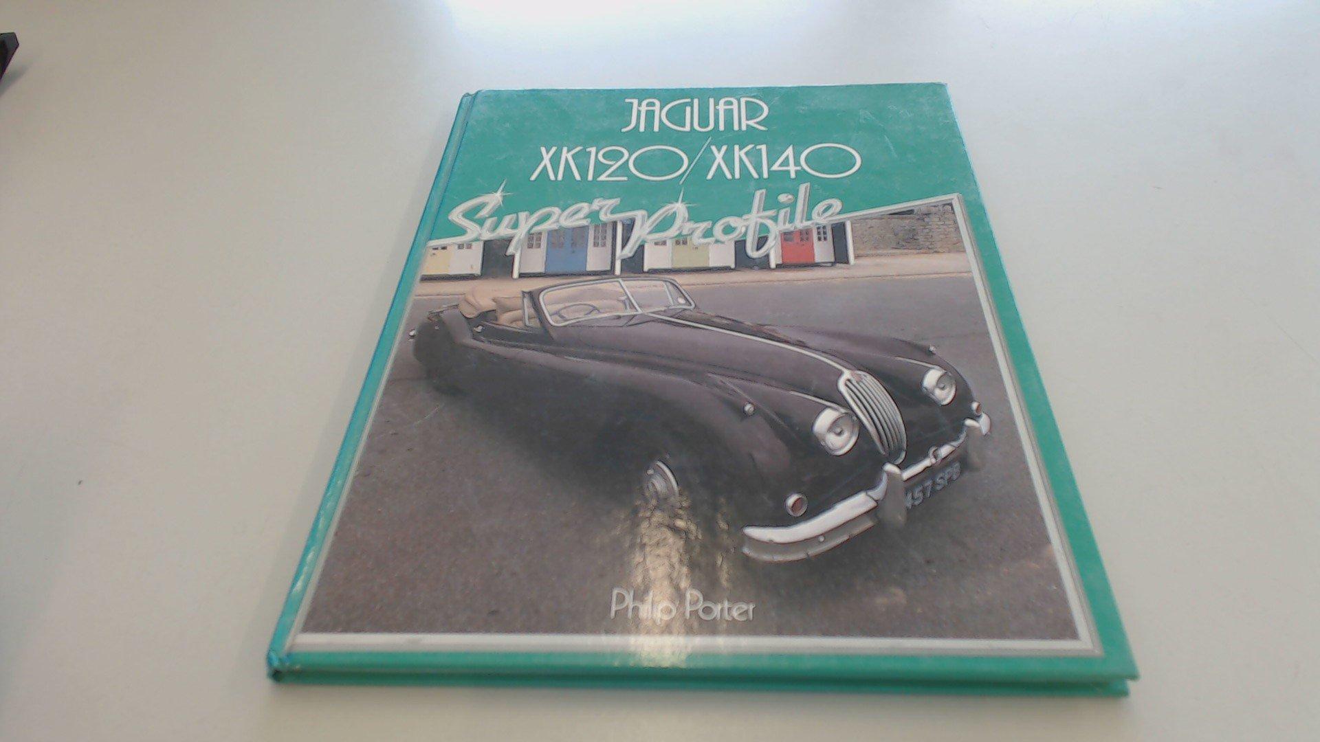 Jaguar XK120/140 (Super Profile)