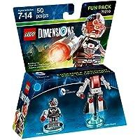 Warner Bros Lego Dimensions DC Cyborg Fun Pack - DC Cyborg Fun Pack Edition