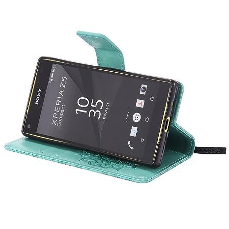 YYhin Cáscara Case para Funda Sony Xperia Z5 Compact/Z5 Mini(4.6