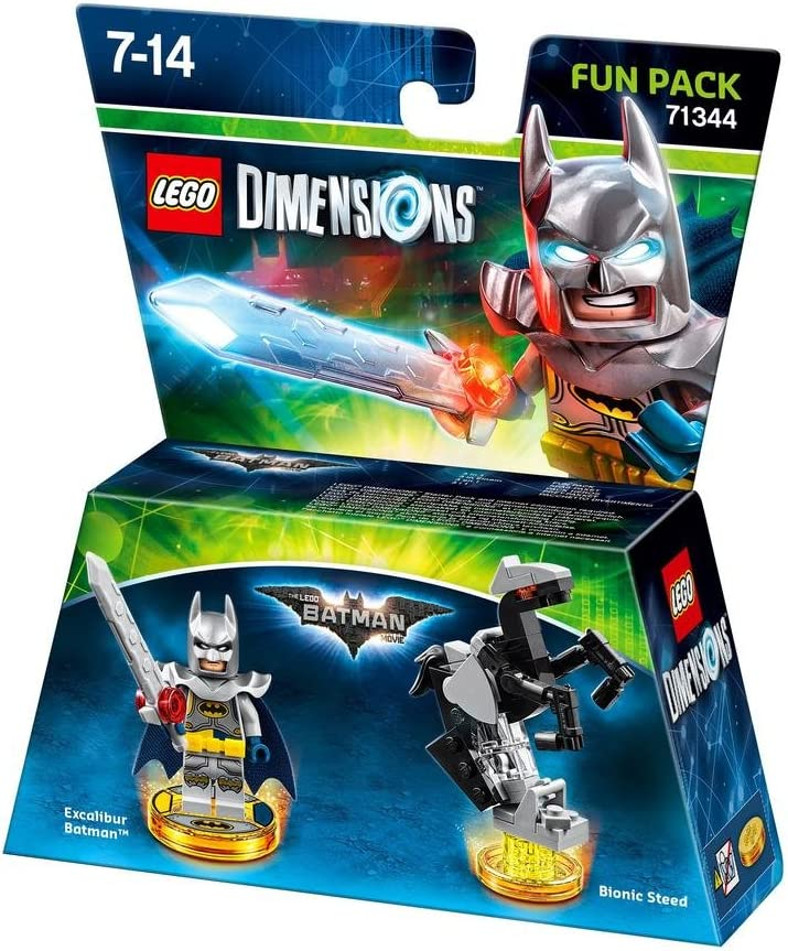 Lego Batman Movie (Fun Pack): Amazon.es: Videojuegos