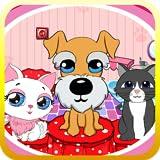 elsa baby games - Dora's beauty pets salon free games for kids age 2+
