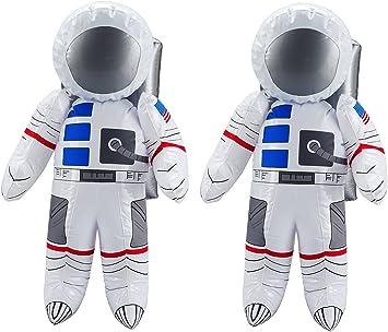 Amazon.com: Juguete inflable de astronauta de EE. UU.: Toys ...