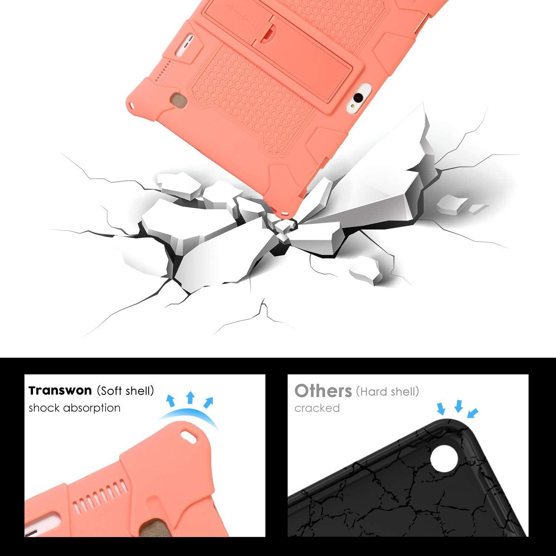 Lovewlb Tablet Custodia per Archos Arnova 10b G3 DT Custodia Pelle Stand Case Cover XM