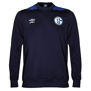 Umbro Schalke 04 Sweater Sweat Top Training: