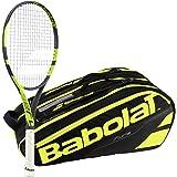 Amazon.com: Babolat Pure Raqueta de tenis Bolso de tenis ...