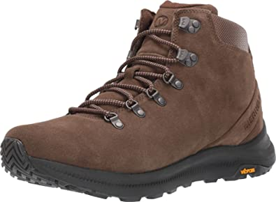 Ontario Suede Mid Hiking Shoe