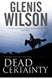 Dead Certainty: A contemporary horse racing mystery (A Harry Radcliffe Mystery)