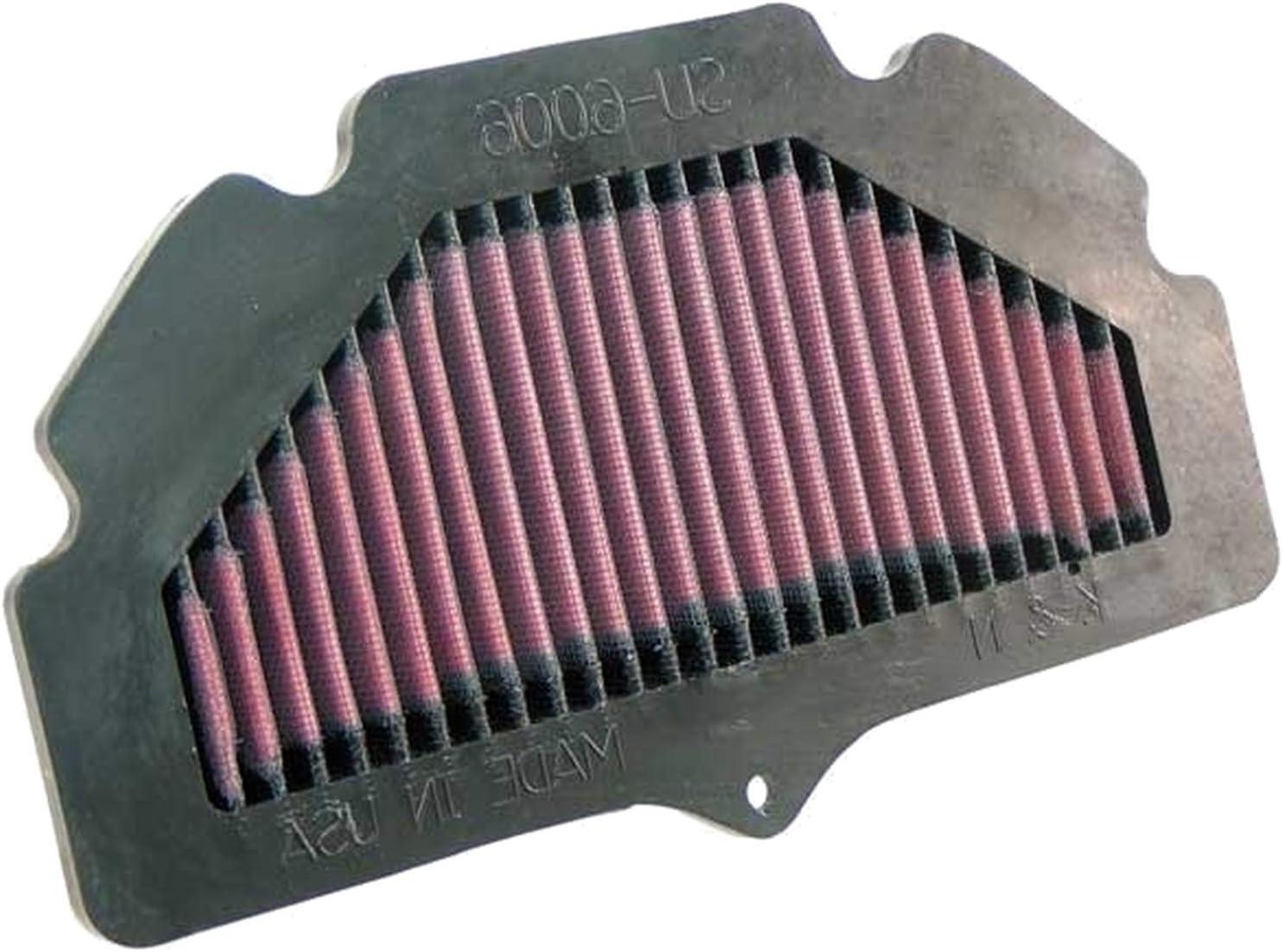 K/&N NGK Luftfilter /Ölfilter Z/ündkerze GSR 600 2006-2010 Service Wartung