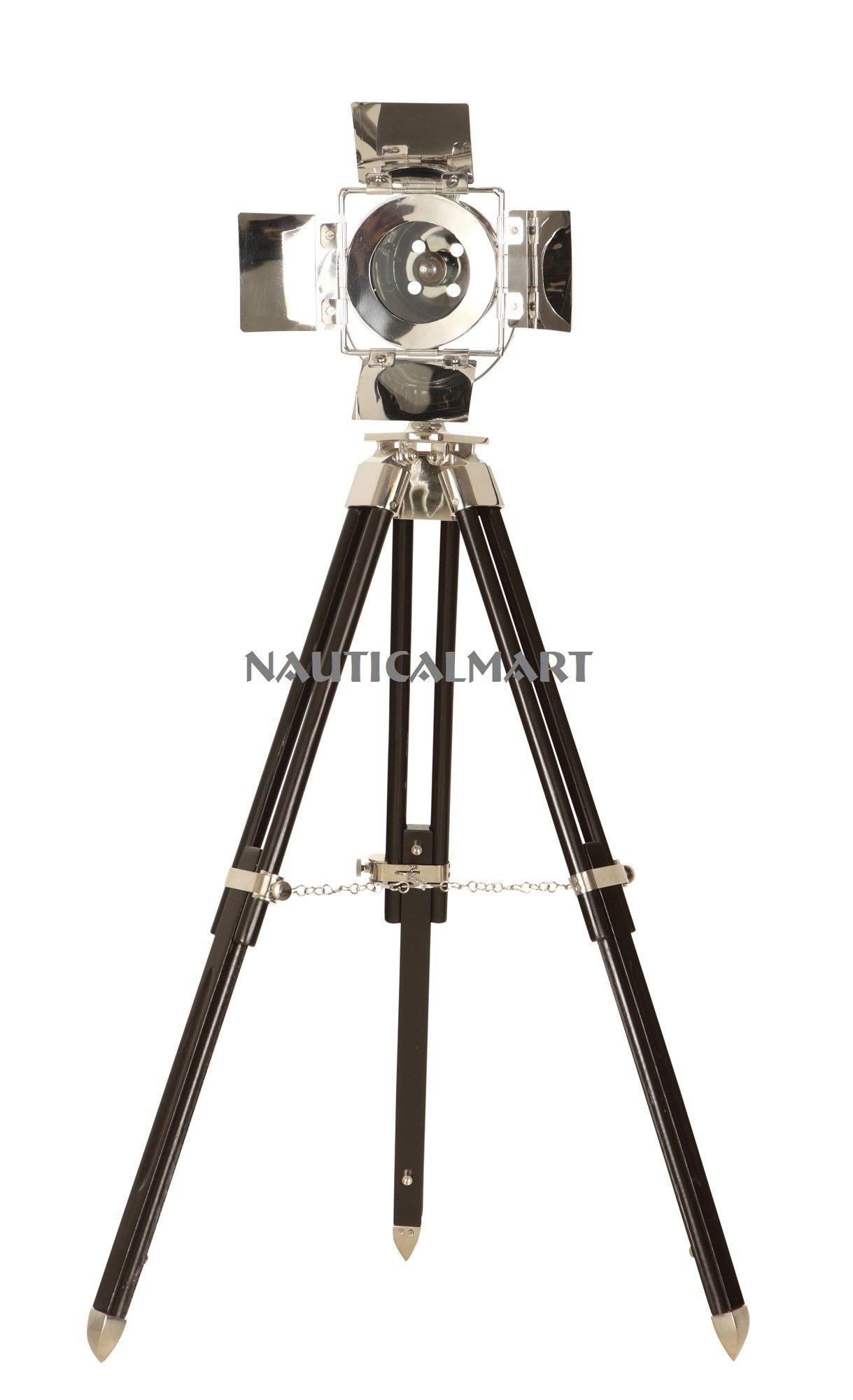 Movie Set Stage Desk Lamp By Nauticalmart