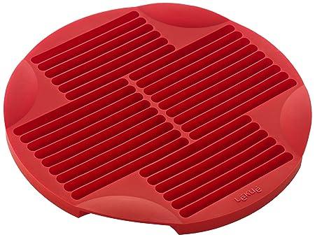 Lékué Rojo Molde para Sticks de Pan, Silicona, 25 cm: Amazon.es: Hogar