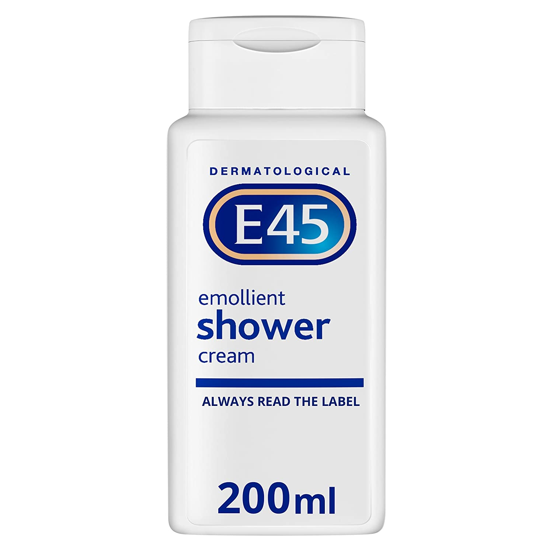 E45 Dermatological Emollient Shower Cream, 200 ml Reckitt Benckiser ERROR:#N/A