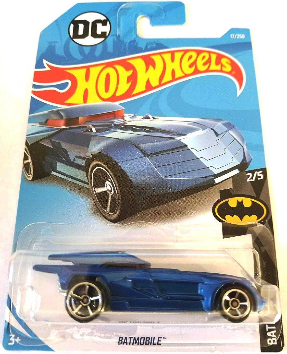 Batmobile 2018 Hot Wheels Batman #359 The Animated Series