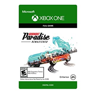 Burnout Paradise Remastered - Xbox One [Digital Code]