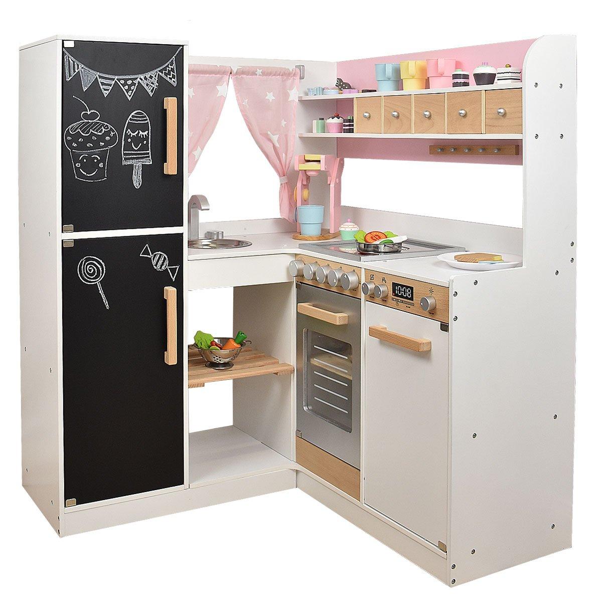 Sun Kinderküche Paris XXL aus Holz - Eckküche
