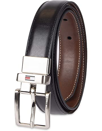da3f5b812a3c Tommy Hilfiger Boy s Reversible Dress Belt