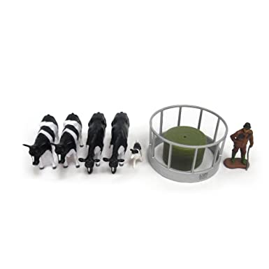 Britains 1:32 Pig Pen Playset  Includes 2 Pigs and 2 Piglets with Pighouse and Fence  Collectable Farm Toy  Suitable from 3 Years