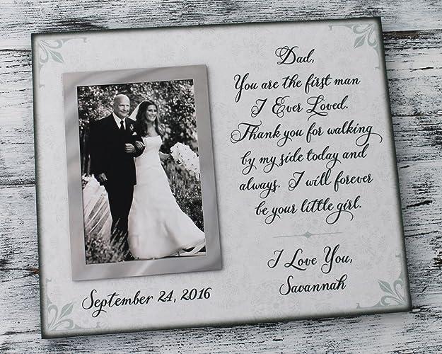 Amazon.com: Canvas portrait wedding frame, canvas picture frame ...